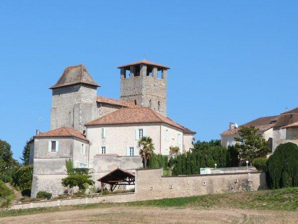 Siorac de Ribérac - C-C du Périgord Ribéracois ©OTI