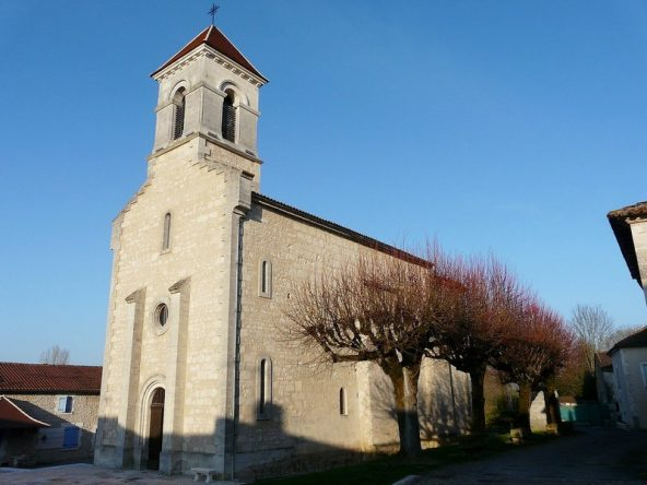 St-Méard de Drône - C-C du Périgord Ribéracois ©Père Igor - Wikipédia
