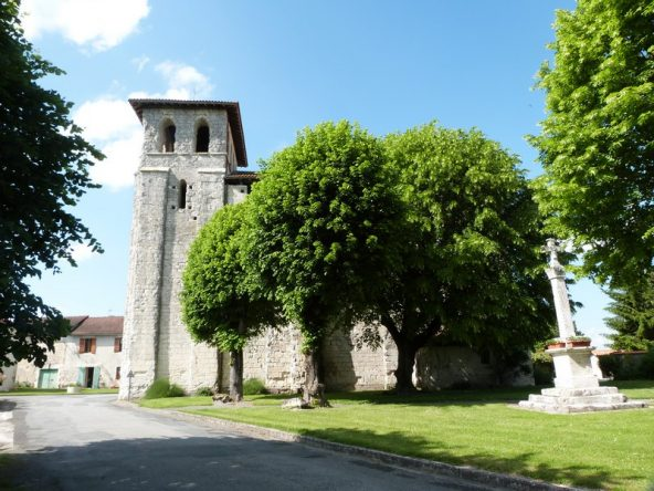 St-Martial Viveyrol - C-C du Périgord Ribéracois ©OTI
