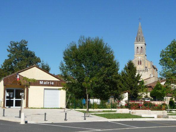 St-Martin de Ribérac- C-C du Périgord Ribéracois ©OTI