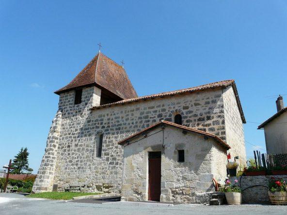 St-Sulpice de Roumagnac - C-C du Périgord Ribéracois ©Père Igor - Wikipédia