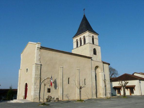 St-Victor - C-C du Périgord Ribéracois ©Père Igor - Wikipédia