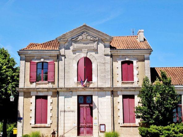 St-Paul Lizonne - C-C du Périgord Ribéracois ©Pierre Bastien - www.communes.com